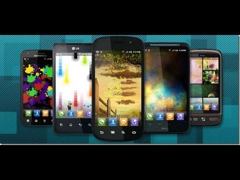 Los mejores fondos de pantalla para android + Multi Picture Live Wallpaper - YouTube