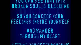 pages 3 doors down lyric video