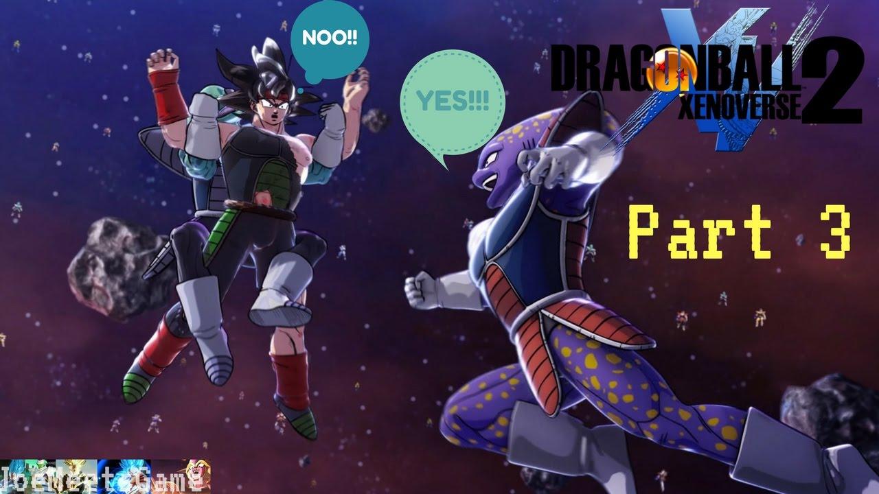 Dragon Ball Xenoverse 2 how to customize partner