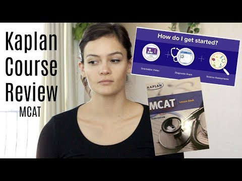 Kaplan Course Review | MCAT