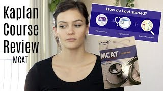 Kaplan Course Review | MCAT