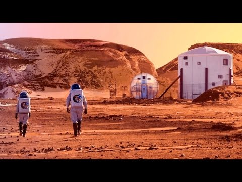 NASA Paying $5K for Best Mars Colonization Ideas - YouTube