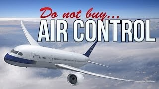 Air Control - Do NOT Buy This Game