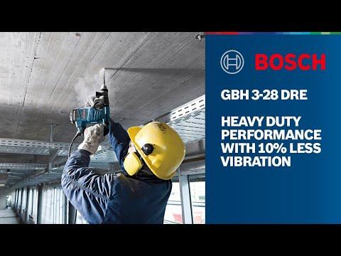 Видео обзор: BOSCH GBH 3-28 DRE