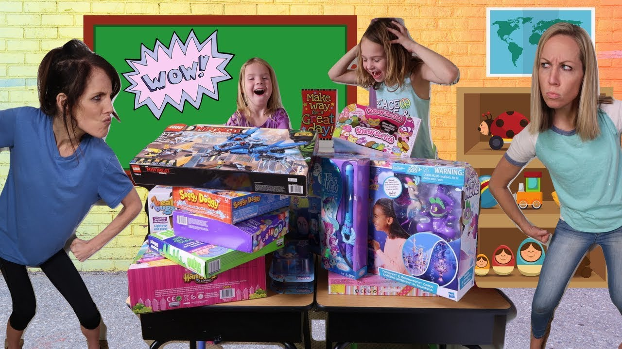 Toys For School : Best teachers compete at toy school youtube