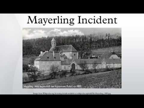 Mayerling Incident