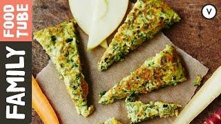 Easy Omelette Frittata | Michela Chiappa