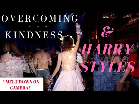 OVERCOMING. KINDNESS. AND HARRY STYLES. (Harry Melbourne con