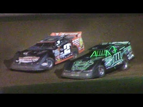 RUSH Crate Late Model Feature | McKean County Family Raceway | Ron Baker Memorial | 5-5-18
