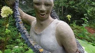 Parikkalan patsaspuisto  - Sculpture Park  Veijo Rönkkönen