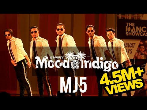 MJ5 at Mood Indigo 2015 - IIT Bombay | Dance Showcase