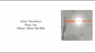 Newsboys - Joy (Lyrics) HD
