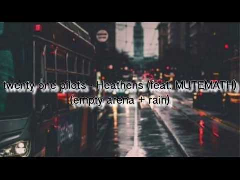 twenty one pilots - Heathens (feat. MUTEMATH) (empty arena + rain)