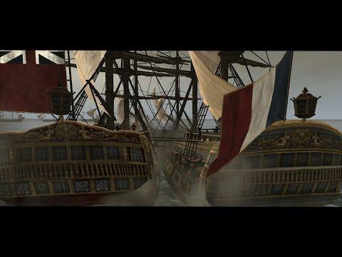 The Battle of Trafalgar (Empire Total War).