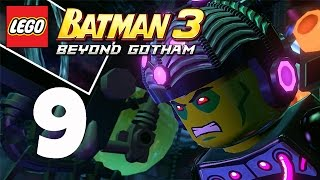 LEGO Batman 3: Beyond Gotham - The Lantern Menace - Part 9 (Xbox One Gameplay)