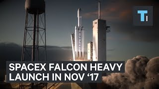 SpaceX Is Getting Ready For Its Most Ambitious Launch Ever