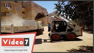 بالفيديو.. مركز الداخلة يدشن أسبوع نظافة الأحياء وإزالة الزراعات على مياه الشرب