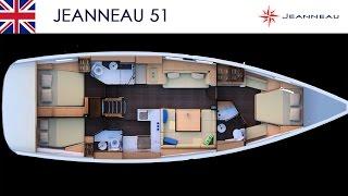 Jeanneau 51 - Concept - Jeanneau Yachts