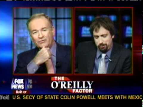 Tom Green on the Bill O'Reilly