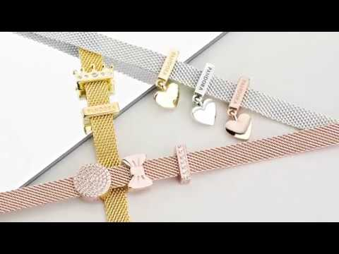8cfe660a72 Explore the PANDORA Reflexions Winter collection - YouTube