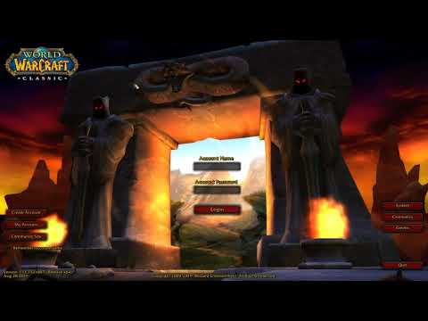 How To Play World Of Warcraft Classic On A Cell Phone! (WoW Mobile)