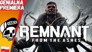 PREMIERA - Najciekawsza Gra Tego Roku? - Remnant From the Ashes | Rizzer Soulslike