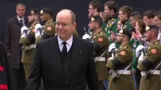 Royals at the funeral of Grand Duke Jean of Luxembourg