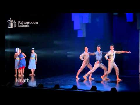 KRATT / THE GOBLIN - Highlights -- Estonian National Ballet