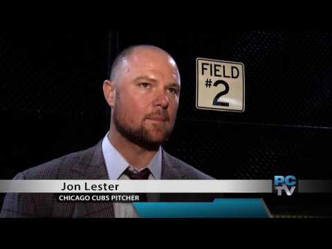 World Series pitcher Jon Lester got his start on ball fields in Puyallup