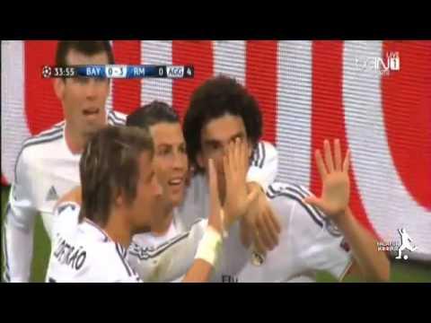 Bayern Munich vs Real Madrid 0-4 (29/04/2014) Champions League