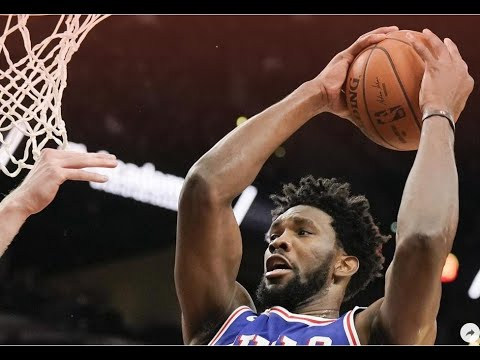 Joel Embiid posts NBA-leading 32nd double-double as 76ers hold off Clippers