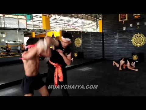 Muay Thai Chaiya and Thai Weapon Krabi Martial Art Club