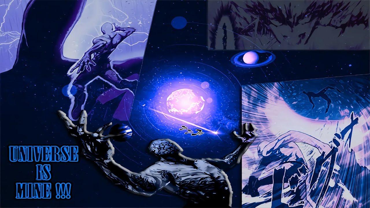 Saitama Vs GOD |Türkçe Manga| Epic Fight HD | BÖLÜM 2 (ONE ...