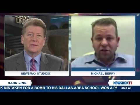 The Hard Line | Michael Berry discusses Texas secession possibly being on the ballot