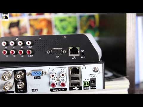 Цифровые системы видеонаблюдения — «СМП Сервис»