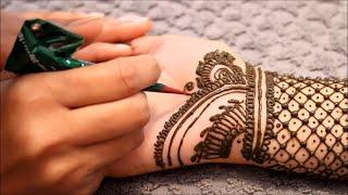 Full Hand Mehndi Design,Henna Design | 2018 |Simple Mehndi Design for Beginners,Mehndi design 2018