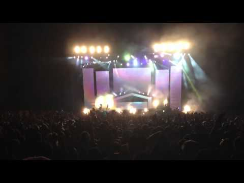 Pixieswhere is my mind? Bassnectar remix Red rocks 6112