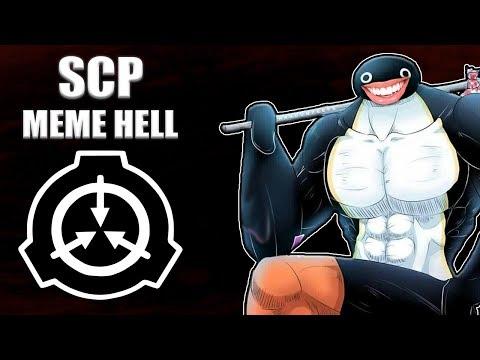 SCP: Secret Laboratory in a Nutshell #7
