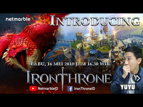 LIVE STREAMING IRON THRONE #1 - INTRODUCING