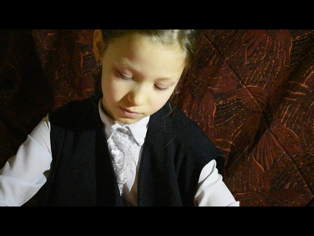 Изображение предпросмотра прочтения – ДаринаЗинченко читает произведение «Из сказки в сказку» М.И.Цветаевой