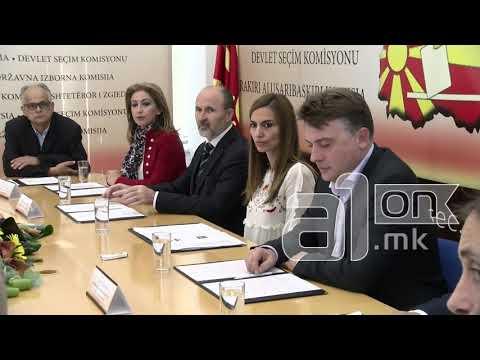 Кандидатите за градоначалници на Град Скопје потпишаа Кодекс за фер и демократски избори