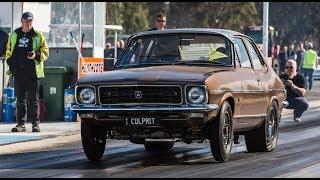 Tony Webb Eight Second Holden V8 Torana