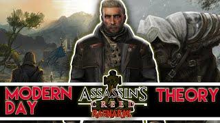 Assassin's Creed Ragnarok Modern Day Theory