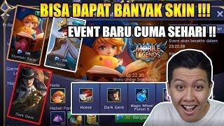 3 SKIN EVENT BARU DAN MURAH JANGAN SAMPAI TERLEWATKAN !!! - Mobile Legend Bang Bang