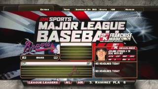 MLB 2K8 Franchise intro