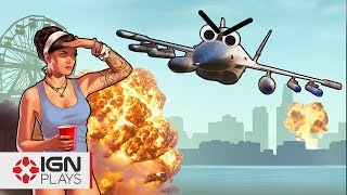 angry planes mod in gta 5 ign plays
