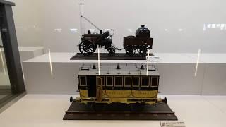 鉄道博物館・鉄道模型(年表順)展示(1)1825年~