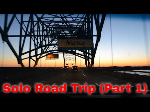 Solo road trip across the United States