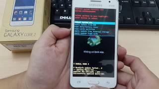 Hard reset Samsung Galaxy Core 2