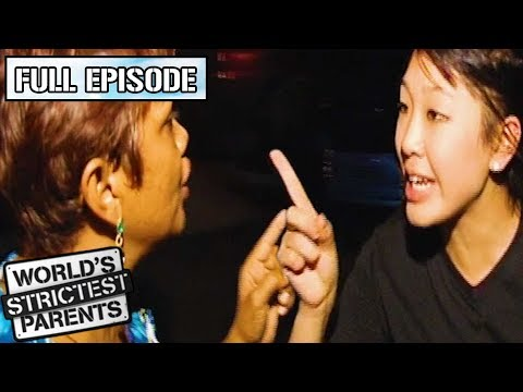 The Trinidad Family | Full Episodes | World's Strictest Parents Australia